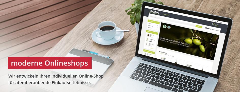 🥇 Moderne Onlineshops mit responsive Design