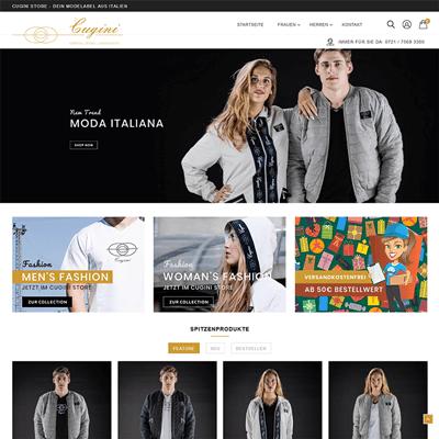 Moderne Onlineshops mit responsive Design 🥇